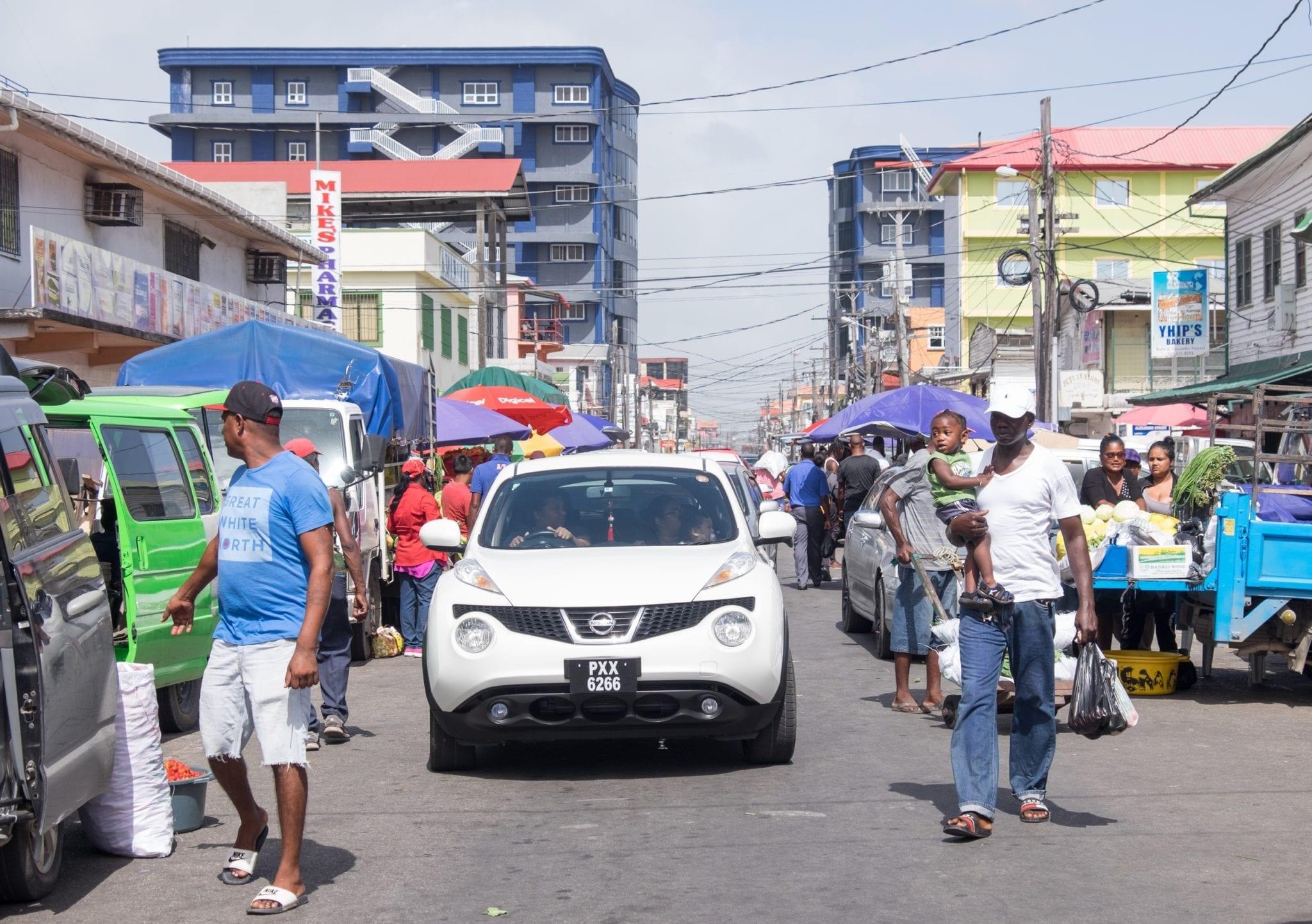 DSCF7172 ▷ ¿Qué es realmente como viajar a Guyana?