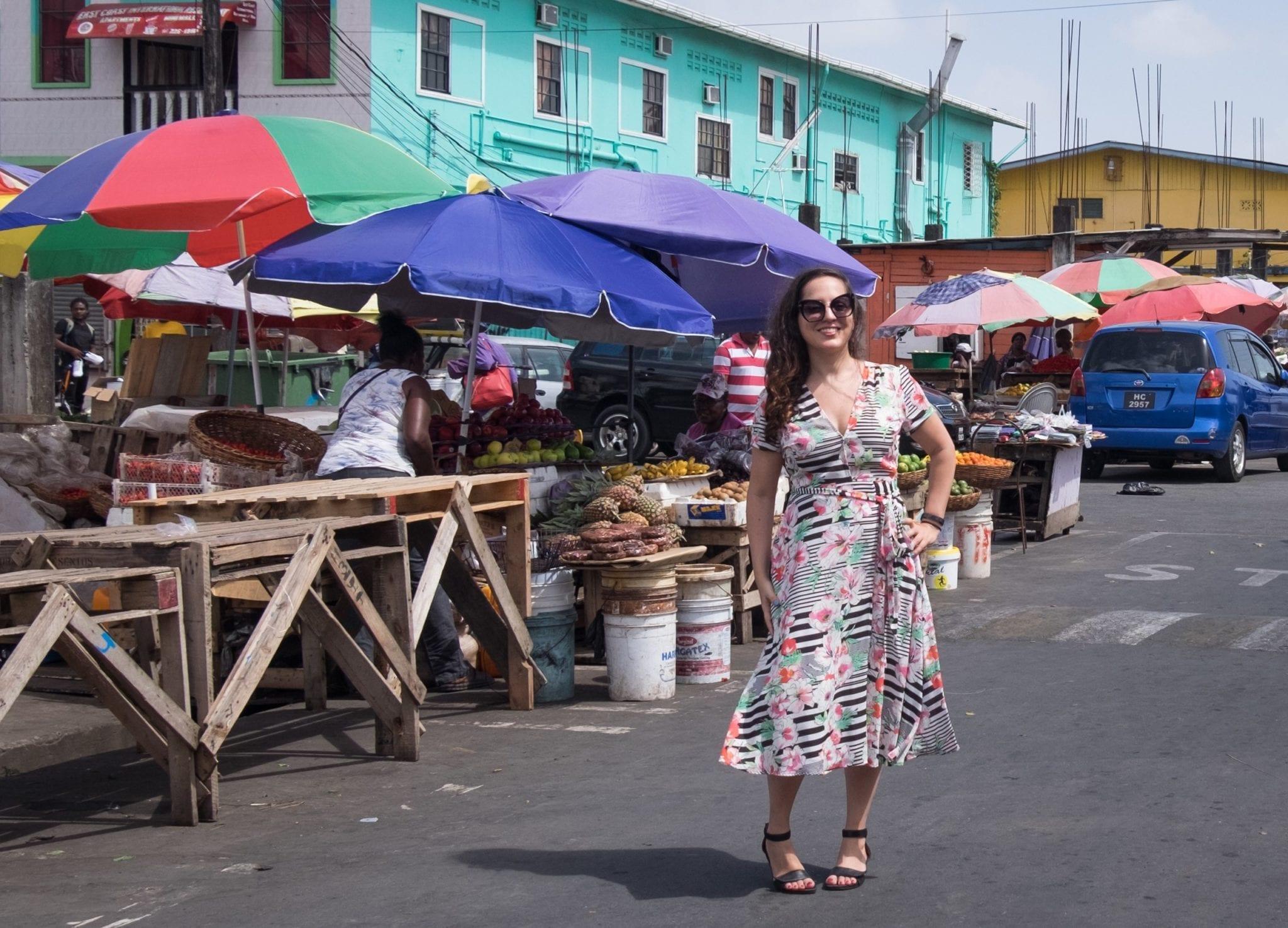 DSCF7183 ▷ ¿Qué es realmente como viajar a Guyana?