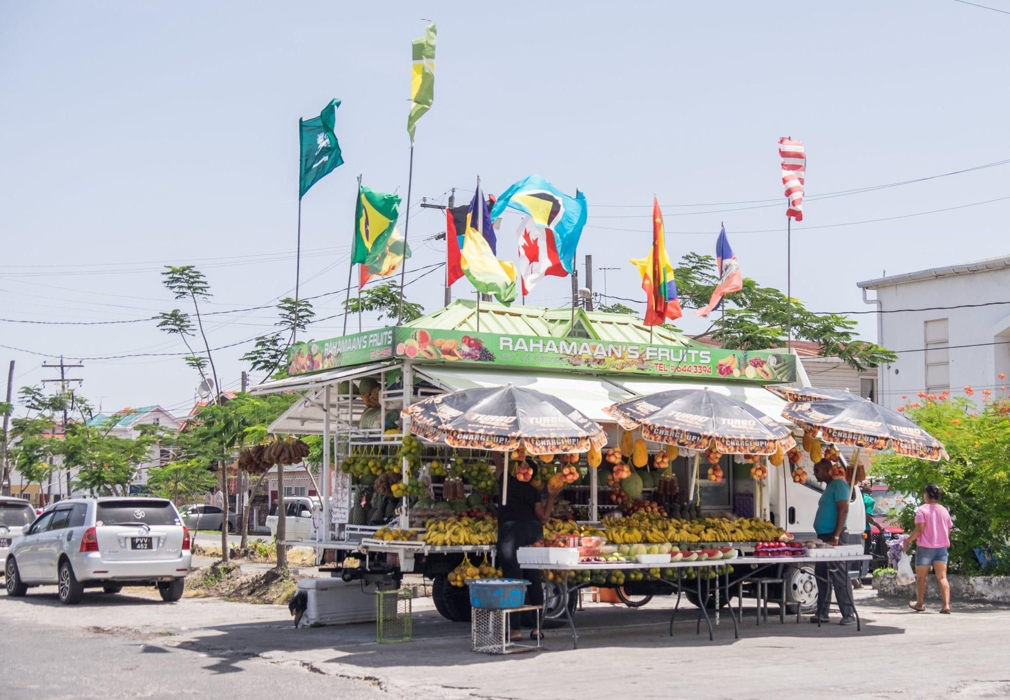 DSCF7213 ▷ ¿Qué es realmente como viajar a Guyana?
