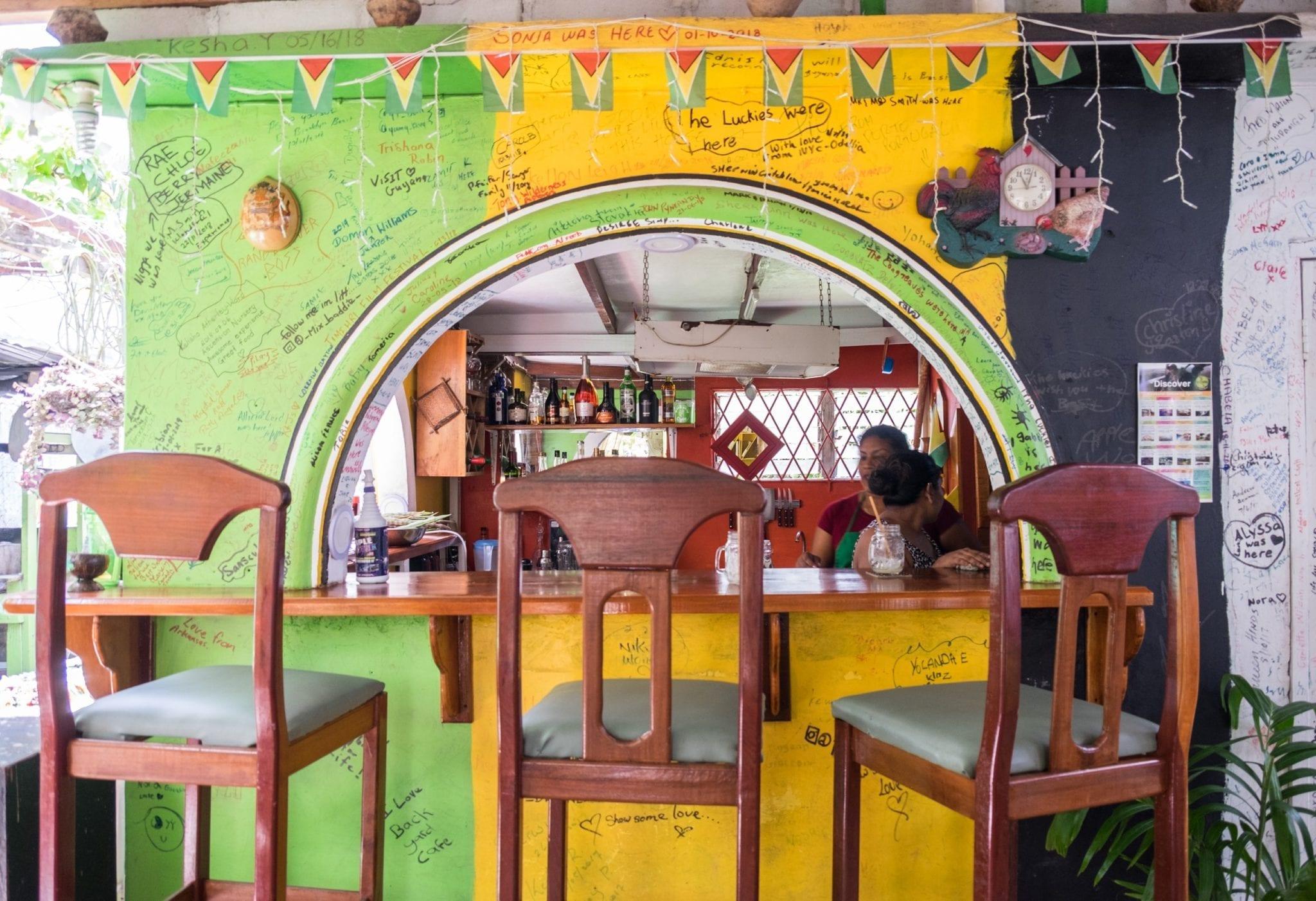 DSCF7236 ▷ ¿Qué es realmente como viajar a Guyana?
