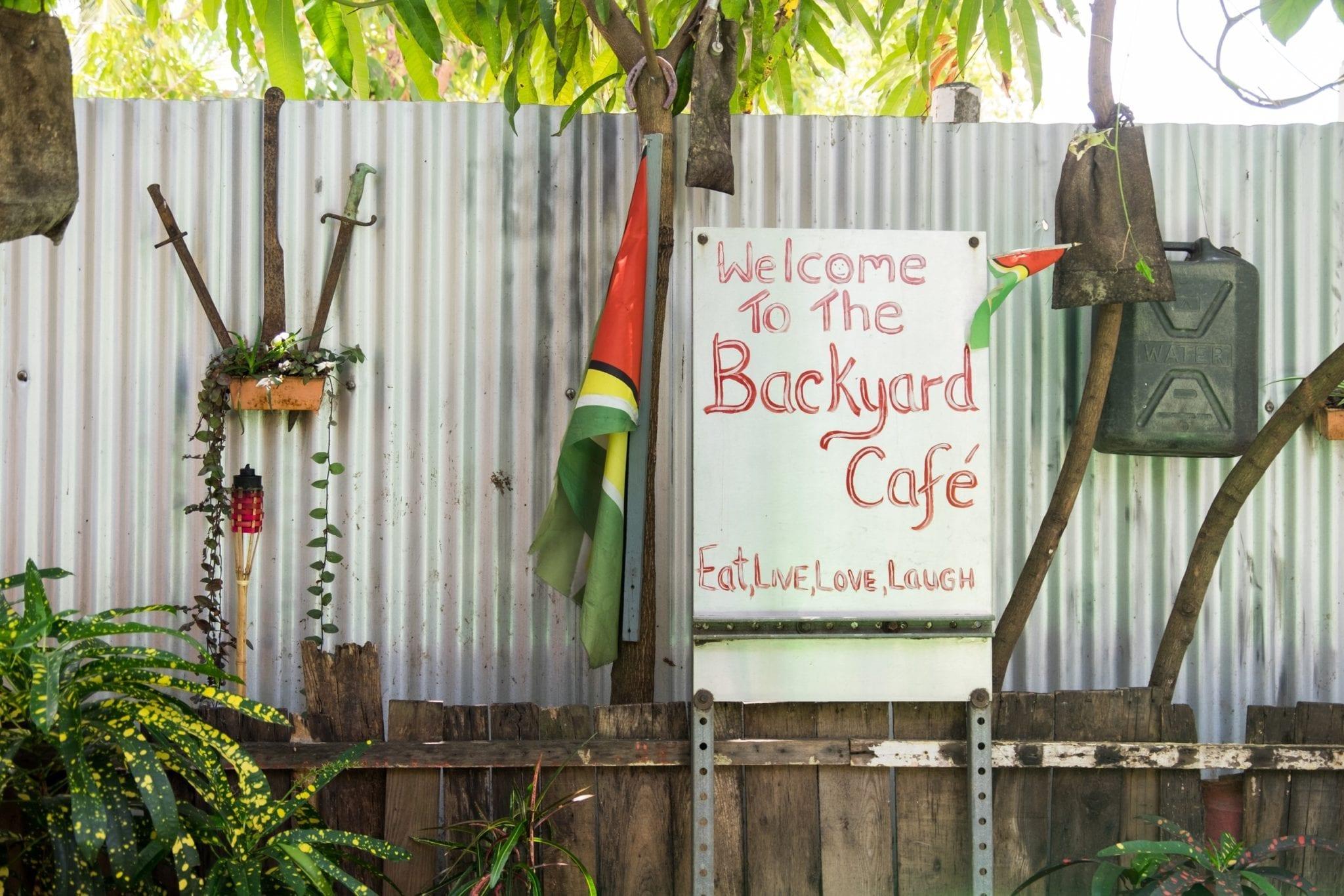 DSCF7238 ▷ ¿Qué es realmente como viajar a Guyana?