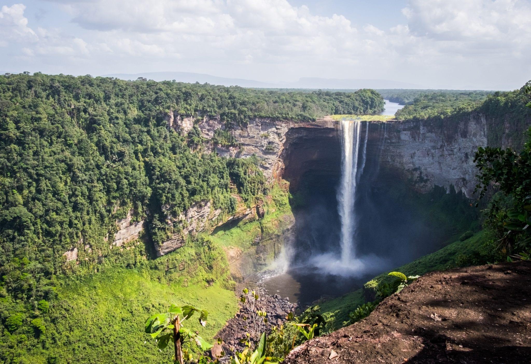 DSCF7613 ▷ ¿Qué es realmente como viajar a Guyana?