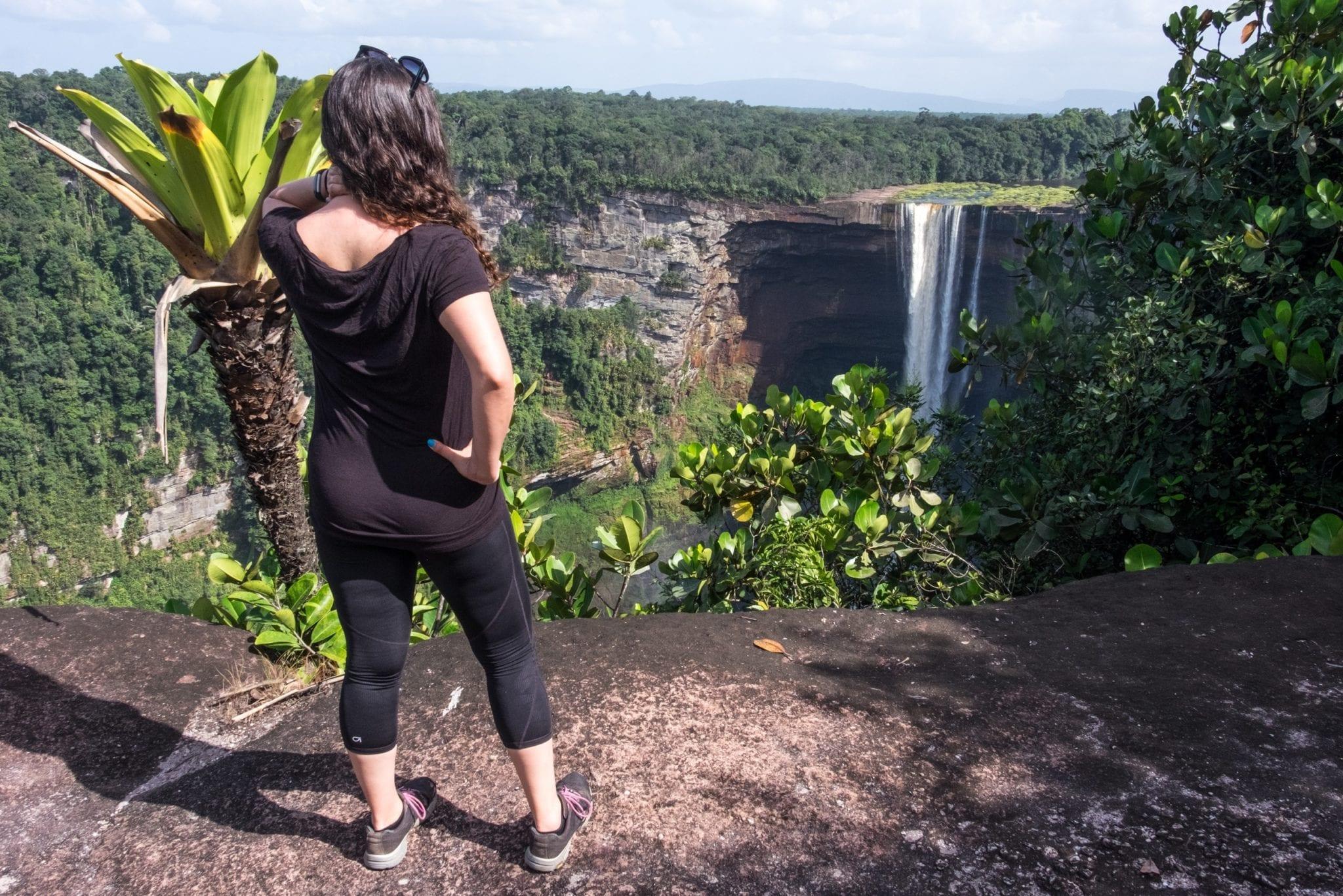 DSCF7640 ▷ ¿Qué es realmente como viajar a Guyana?