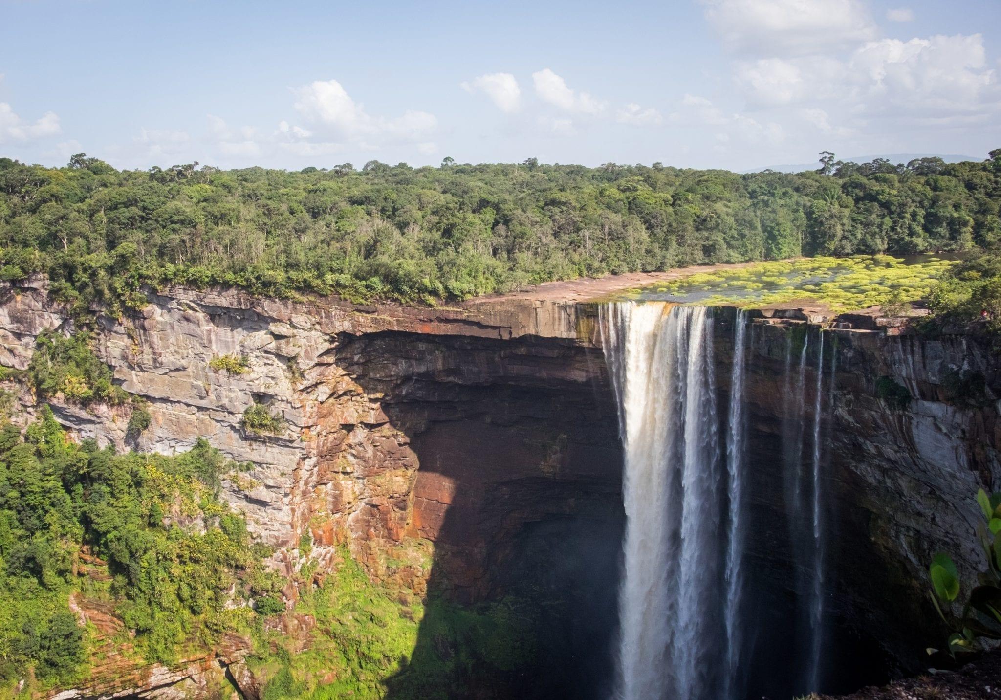 DSCF7652 ▷ ¿Qué es realmente como viajar a Guyana?