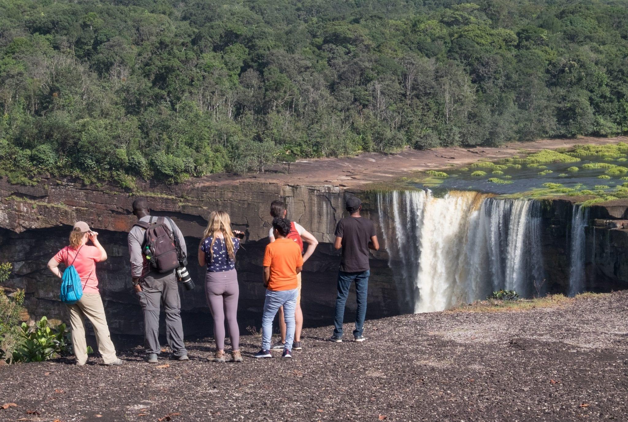 DSCF7656 ▷ ¿Qué es realmente como viajar a Guyana?