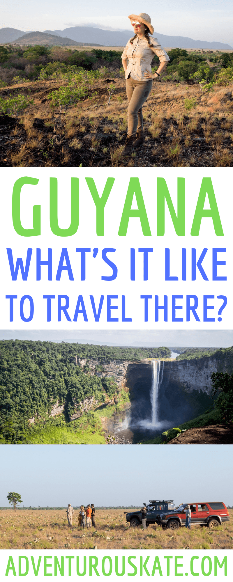 Whats-it-like-to-travel-Guyana ▷ ¿Qué es realmente como viajar a Guyana?
