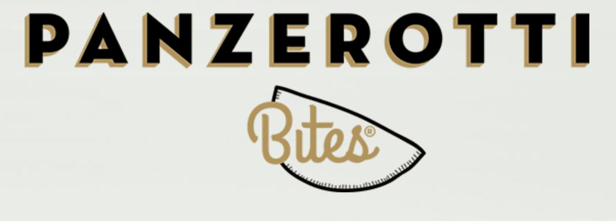Panzerotti Bites Store Logo