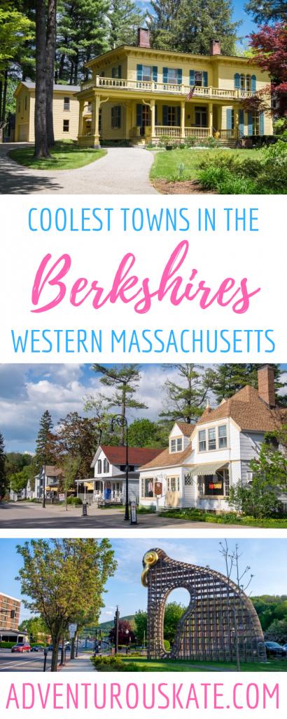 Best Towns in the Berkshires, Massachusetts